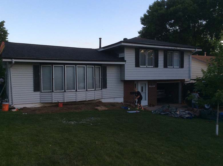 Omaha Roofing Projects